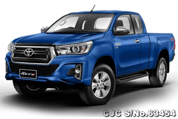 Toyota Hilux Pickup Truck AT Prerunner 2×4 2.4G