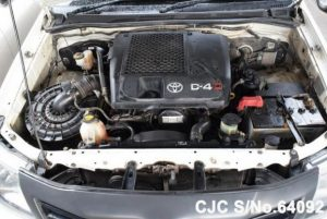 Hilux Vigo MT Diesel Single Cab