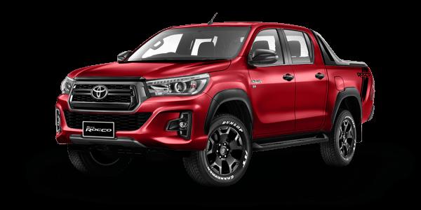 Toyota Hilux Revo Rocco Prerunner 2X4 2.8G AT