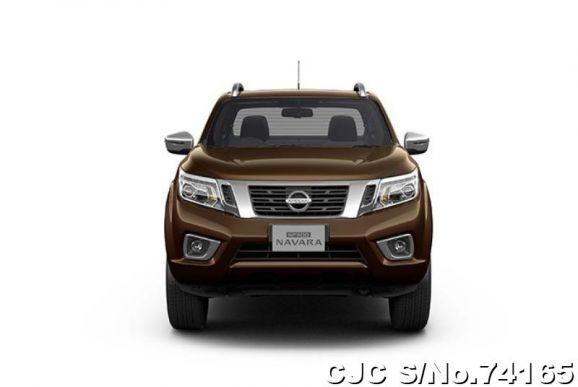2019 Nissan Navara Double Cab Pickup